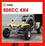 EEC 도로 법적인 500cc 4X4 페달은 Kart 간다
