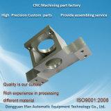 Commande numérique par ordinateur d'acier de haute précision usinant les pièces de rechange pour la machine automatique