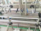 Máquina de rellenar líquida automática de 2 pistas