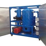 La regeneración de aceite aislante de vacío de la máquina de reciclaje, Sistema de purificación de aceite
