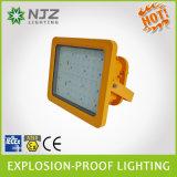Las luces a prueba de explosiones del LED incluyen la división 1 de la clase 1 y la clase 2 para las localizaciones peligrosas