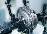 Macchina d'equilibratura per il grande rotore