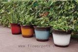 ベーキングVonishの装飾の植木鉢(KD8301-KD8303)