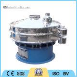 Eléctrica de alta eficiencia de polvo de la ronda de la criba de vibración