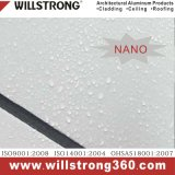 ACP composé en aluminium enduit nano de panneau de PVDF