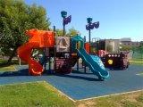 Speelplaats van het Pretpark van Ce de Interessante Openlucht Plastic (12083A)