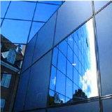 Baixa-e parede de cortina de vidro isolada com Ce & ISO (JINBO)