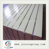 1220*2440 6/9/12/15/18mm fendas/capas a melamina/Polyesters MDF para decoração