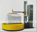 Pre-Estirar el embalaje del carrete/la maquinaria de envasado del conjunto del abrigo con la placa superior