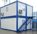강철 구조물 작업장 Prefabricated 집 또는 강철 구조물 창고 또는 콘테이너 집 (XGZ-283)
