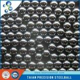 Carbono inoxidable chumacera de rodamiento de bolas de acero cromado