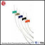 Blutprobe-Nadel der Qualitäts-Wegwerfbasisrecheneinheits-21g