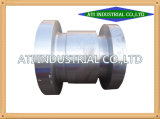 CNC van de precisie Draaiende Delen, CNC Draaiende Delen van het Aluminium, de Draaiende Delen van het Aluminium