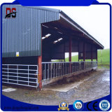 Светлый тип здания стальной структуры для дома скотоводческого хозяйства