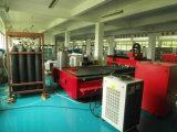 Láser de fibra de mayor potencia de 3000W Máquina de cortar la hoja de metal de hoja de Ss