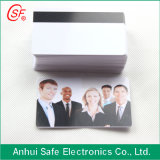 Blanco de la tarjeta 0.76m m del PVC de la inyección de tinta