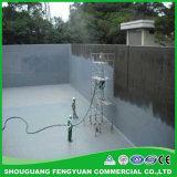 Polyureaは床、プール、セメントのために使用した