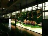 Interior em cores de alta qualidade Visor LED