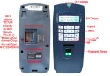 Controle de acesso da impressão digital com comparecimento do tempo (F-SMART)