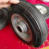 200/50-100荷物のトロリー固体ゴム製足車の車輪