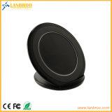 Venta caliente cargador inalámbrico compatible con todos los teléfonos inteligentes estándar Qi