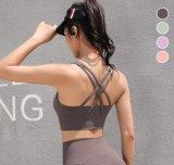 De sexy Kleurrijke Lopende Bustehouder van de Opdrukoefening van de Bustehouder van Sporten voor Vrouwen