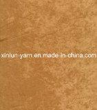 Formfaux-Veloursleder-Gewebe hergestellt in China für Kleid/Umhüllung/Handschuhe