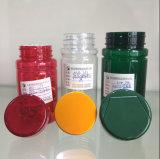 食品等級ペットSGSが付いているカプセルのための空のプラスチックType120mlびんかビタミンまたはキャンデー