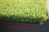 低価格の小型ゴルフフィールドのための擬似総合的な草