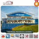 Im Freien Arcum Dach VIP-Aufenthaltsraum-doppelter Decker-Luxuxzelt für Golf-Ereignis 2016 Puerto- RicoPGA