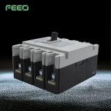 4p PV Stroomonderbreker van het Geval van de Toepassing 800VDC 400A de Gevormde
