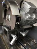 Cortador abrasivo metalográfico com dispositivo refrigerando para a preparação de espécime