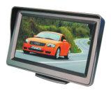 Monitor del vídeo del coche del LCD de la pantalla de 4.3 pulgadas mini
