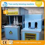 2 Cavity Semi-Automatic Pet Bottle Stretch Blowing Making Machinery