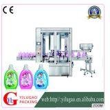 Ylg-1002 Cyautomatic 액체 비누 샴푸. 제정성 캡핑 기계