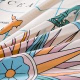 工場直売は綿の羽毛布団カバーを印刷した