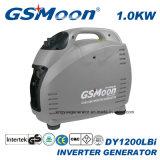 générateur portatif d'inverseur d'essence de pouvoir de 1.0kVA 4-Stroke pour la maison