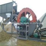 Rad-Typ Reinigung und Reinigungs-Sand-Maschinen-Gerät