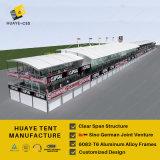De dubbele Tent van het Aluminium van de Autorennen van het Dek voor de Gebeurtenis van Autorennen (HML)