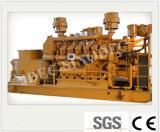 500kw 엔진 힘 천연 가스 Genset 침묵하는 발전기