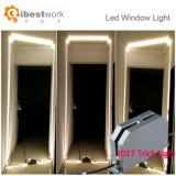 RGB DMX512 Externa LED 현관 빛 자동적인 어드레스로 불러낼 수 있는 360 도 간계 빛