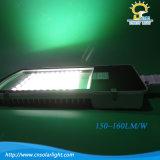 Éclairage de rue solaire 60W avec la moitié de la fonction d'alimentation