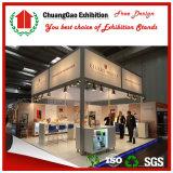 Sistema de Maxima exposición Feria stand personalizado