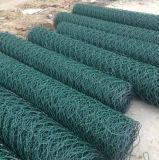 Cable de bajo carbono recubierto de PVC Gabion Box