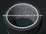 Più alto Abrasion Resistant Ceramic Lined EPDM Hose per Lime Injection System