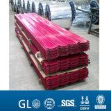 22 Anzeigeinstrument gewellter Stahl galvanisiert Roofing Blatt