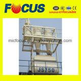 Certificação Ce Js750 Veio Twin Betoneira com bom serviço