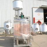 Pianta della birra di Microbrewery dei 10 barilotti per la birra di Witbier