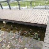 Desgaste - revestimento de bambu resistente para a decoração ao ar livre
