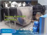 Tanque fresco 200~1000liter refrigerar de leite (refrigerador do leite da forma de U)